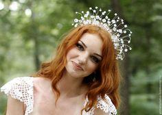 венок из бусин и проволоки: 7 тыс изображений найдено в Яндекс.Картинках