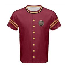 Men's Tower of Terror Bellhop Inspired Disneybound Shirt