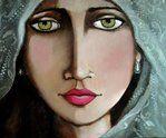 Мобильный LiveInternet Я нарисую твой портрет штрихами легкого безумства... ~ Художник Jennifer Yoswa | tanuuusa - Все, что интересно мне |