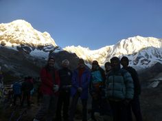 https://flic.kr/p/NMVVw1 | Sunrise view at Annapurna Base Camp