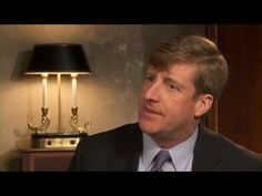 Patrick Kennedy speaking about NAMI and the stigma of mental illness.