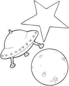 School Fun, Art School, Planets Preschool, Read A Thon, Creative Bookmarks, Arts And Crafts, Diy Crafts, Sky Art, Reindeer