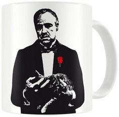 The Godfather - Corruption Ceramic Mug