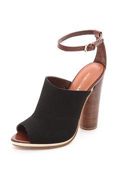Chic Sandal! http://www.refinery29.com/45225#slide7  Rebecca Minkoff Ragini Slide Sandals, £240, available at Shopbop.