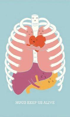 *Hug* HUGS ^3^