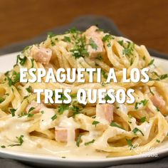 Do you already know that you are going to cook your partner on Here we leave you this at 3 faciles gourmet de cocina de postres faciles pasta saludables vegetarianas Healthy Chicken Recipes, Mexican Food Recipes, Vegetarian Recipes, Kitchen Recipes, Cooking Recipes, Oven Cooking, Budget Cooking, Cooking Cake, Deli Food