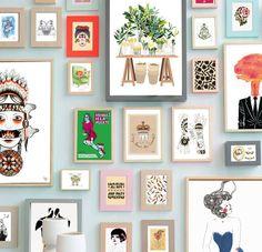 Láminas maravillosas disponibles en La Tienda del Desván www.latiendadeldesvan.es