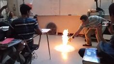 Breaking glad! Chemistry teacher wows class with amazing experiment