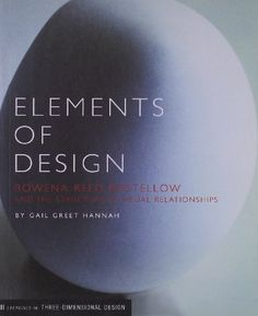Elements of Design: Rowena Reed Kostellow and the Structure of Visual Relationships by Gail Greet Hannah,http://www.amazon.com/dp/1568983298/ref=cm_sw_r_pi_dp_PwXQsb1C0B2W21N9