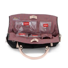 Hobo Diaper Bag with organization pockets