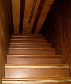 Staircase to Nowhere, Winchester Mystery House, San Jose, CA