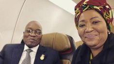 """Johannesburg - While the country awaits the news of when President Jacob Zuma will step down, his wife Thobeka Madiba says """"Kusazoshuba"""" (It's about to get real)."""