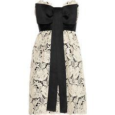 Stella McCartney Walker embroidered lace dress