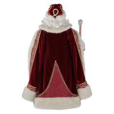 Дед Мороз Красный - коллекционная кукла