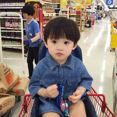 cute kid ulzzang 얼짱 children girl boy baby cute kawaii adorable korean pretty beautiful japanese asian soft aesthetic 孩 子 g e o r g i a n a : 人 Cute Asian Babies, Korean Babies, Asian Kids, Cute Babies, Asian Child, So Cute Baby, Cute Boys, Baby Boy, Baby Kids