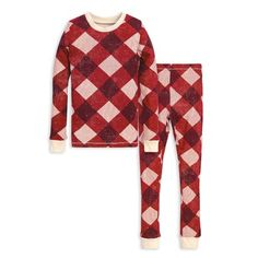 Super soft and snug, the Abstract Argyle Pajama Set from Burt's Bees Baby is the ideal bedtime ensemble for your child. Designed with a hand-drawn print, this soft organic cotton set is perfect for comfy cuddling with the family. Long Sleeve Pyjamas, Long Sleeve Bodysuit, Matching Family Holiday Pajamas, Matching Pajamas, Girls Sleepwear, Cotton Pyjamas, Holidays With Kids, Kids Pajamas, Baby Size