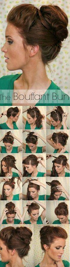 long hair tutorials for women