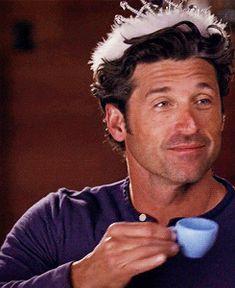 "Grey's Anatomy - Patrick Dempsey/Derek Shepherd ""Well, you . Greys Anatomy Derek, Greys Anatomy Frases, Greys Anatomy Funny, Greys Anatomy Cast, Grey Anatomy Quotes, Lexie Grey, Derek Shepherd, Patrick Dempsey, Grey's Anatomy Wallpaper"