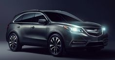 2017 Acura MDX Release date and Changes