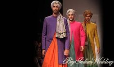 Sabyasachi Mukherjee Latest Collections of Indian Top Designer Men Sherwani Designs for Weddings & Parties  (4)