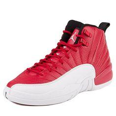 Jordan Kid's Air 12 Retro BG, ALTERNATE-GYM RED/WHITE-WHITE-BLACK *** Check out this great product.