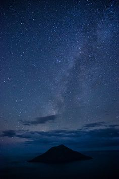 八丈島の星空