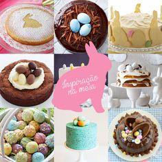 Inspiração: bolos decorados para a páscoa - Gulab