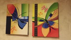 Y lo que surja no tan infantil Floral Painted Furniture, Soft Pastel Art, Krishna Painting, Acrylic Painting Techniques, Country Paintings, Butterfly Art, Mosaic Patterns, Art Oil, Creative Art