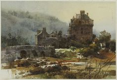 chien chung wei watercolor - Google Search