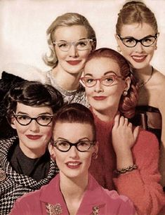 girls-who-wear-glasses---1950s-eye-makeup-advice