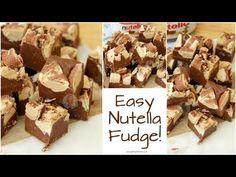 Nutella Fudge! - Jane's Patisserie