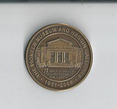 A personal favorite from my Etsy shop https://www.etsy.com/listing/175753513/delta-coin-club-of-california-medal
