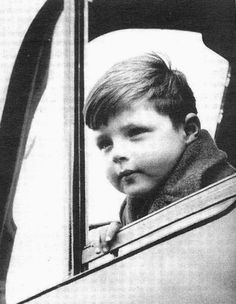 A young Ian Curtis (Joy Division)