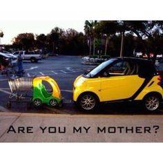 Smart Car...hahahaha