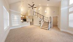 Living Room at Ashton Lane II Luxury Apartments in Gainesville, FL