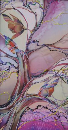 Дерево и бабочки - Кравченко Лидия