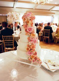 wedding cake idea; photo: Liz Banfield