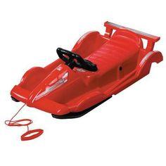 Vehicule pentru copii :: Saniute copii :: Saniute cu volan :: Sanie Race Red Alpen Gaudi