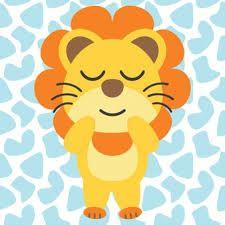 Resultado de imagen de dibujos de leones en vectores