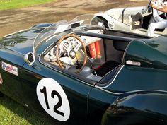 1960- Morris Garages MGA Le Mans 1600.