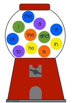 4 Free Printable Sight Word Games