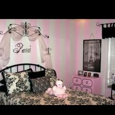 A room my 8 almost 9 year old would Love..
