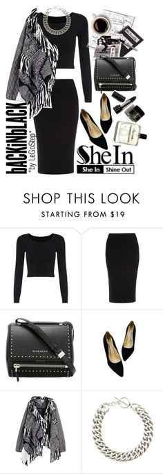 """Spring #121"" by legostep on Polyvore featuring мода, Roland Mouret, Givenchy, Maiyet и Yves Saint Laurent"