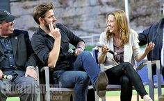 'The Office' party pics: Brian Baumgartner, John Krasinski, and Jenna Fischer