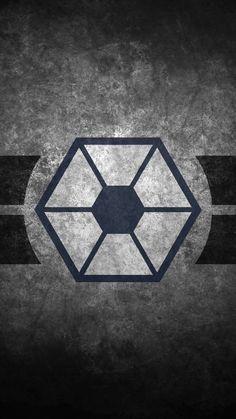 Separatist Logo Cellphone Wallpaper by swmand4 on DeviantArt