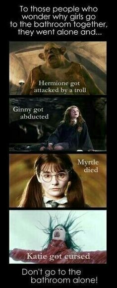 6 Hilarious Harry Potter Memes You Won't Believe You Missed - Fanfic Recs - Memes, harry potter memes, potter memes are the best. If you love funny memes about harry potter, y - Harry Potter World, Memes Do Harry Potter, Images Harry Potter, Mundo Harry Potter, Potter Facts, Harry Potter Fandom, Facts About Harry Potter, Harry Potter Tumblr Funny, Harry Potter Ron And Hermione