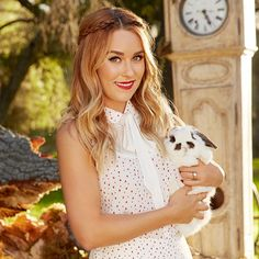 Disney's Alice in Wonderland a Collection by LC Lauren Conrad Look 1