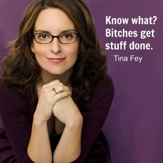 Tina Fey Quote | Flickr - Photo Sharing!