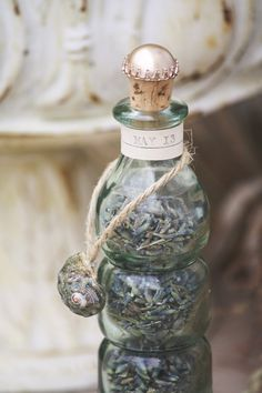 Thoughts from Alice: Coastal Inspired Altered Bottles {Making Memories from the Sea}