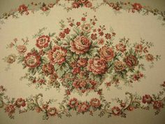 Louis Xv Loveseat Settee Tapestry (seat And Arms) French Gobelin Fabric Panel Paisley Rug, Cottage Curtains, Brewster Wallpaper, Victorian Wallpaper, Shabby Chic, European Home Decor, Decoupage Vintage, Antique Chairs, How To Make Pillows